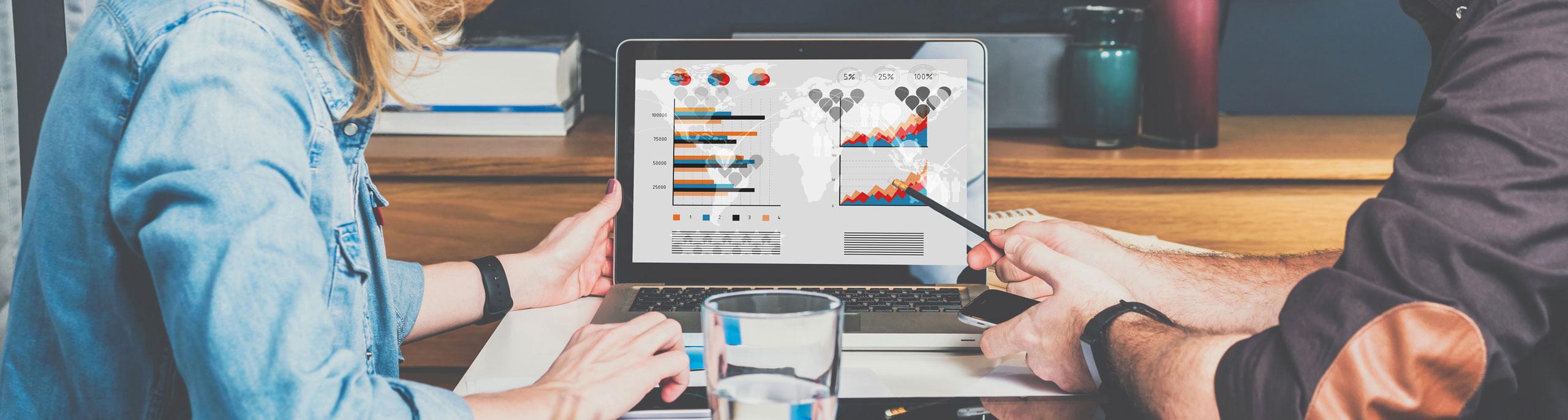 Création de site internet : Analyse et amélioration continue