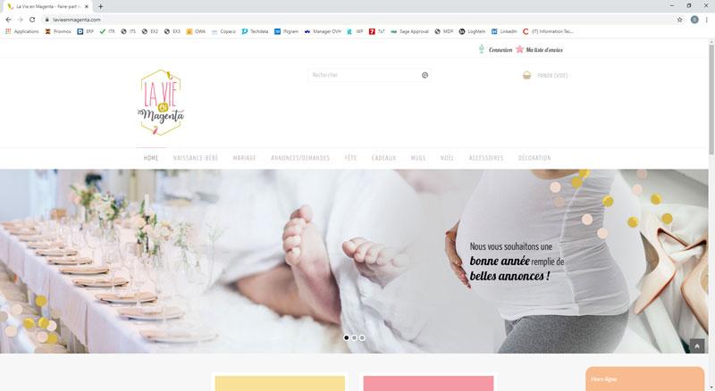 Création de site internet : Définition stratégique