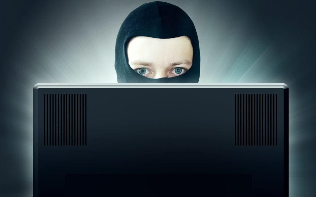 Etes-vous la cible d'un hacker ?